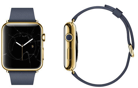 Serwis apple watch