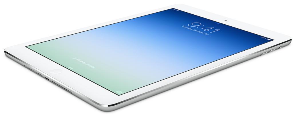 Serwis iPad